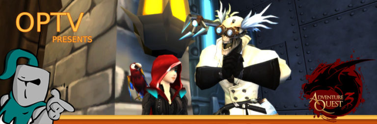 The Stream Team: Mad scientists and more Mogloween in AdventureQuest 3D