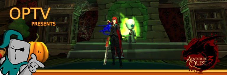 The Stream Team: A raveyard undead dance party for AdventureQuest 3D's Mogloween