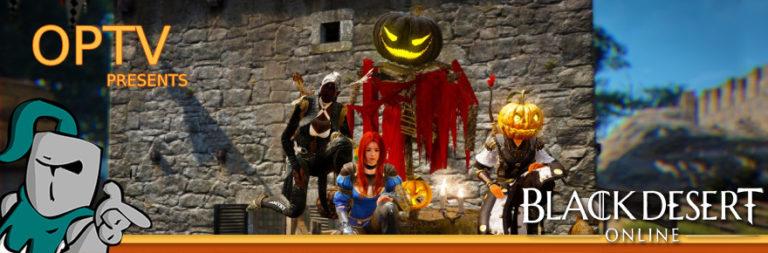 The Stream Team: Black Desert brings Halloween to Florin