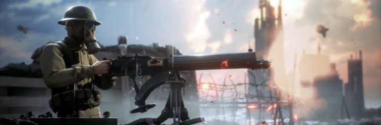 Beyond the Wire thrusts you into a WWI multiplayer battlefield
