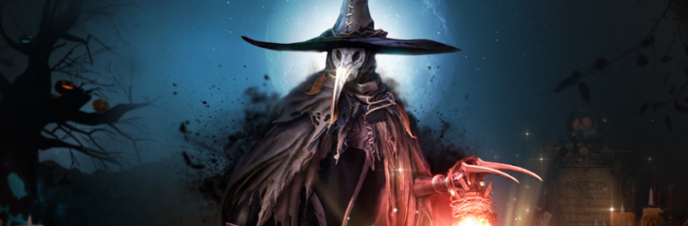 Black Desert begins Halloween on PC and Guardian pre-creation on console