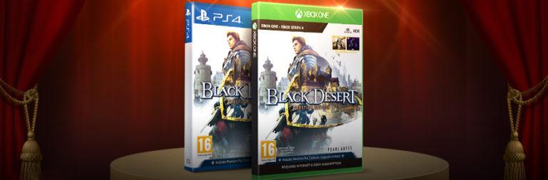 Black Desert releases its 'Prestige Edition' on November 6