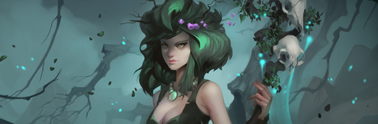 Crowfall shares more specialization changes for the Cleric, Frostweaver, Druid, and Templar classes
