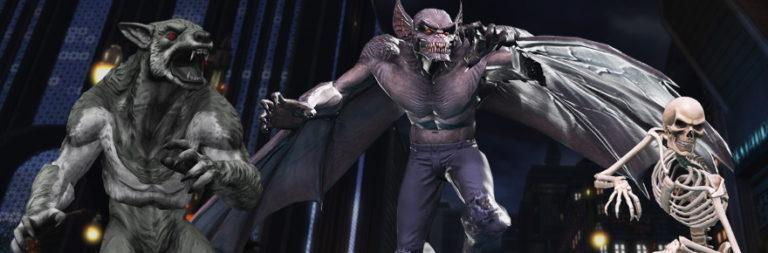 DCUO se encuentra con ghouls y hace reservas para viajar al siglo 31