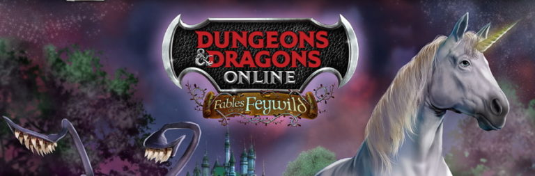 Dungeons and Dragons Online: Fables of the Feywild's bundles includes a $130 edition