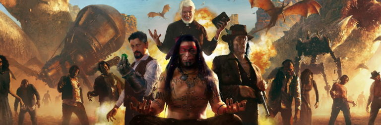 The Game Archaeologist: Deadlands Legends, the western MMO that never saw the light of day