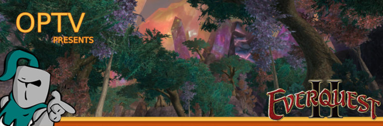 The Stream Team: Frolicking in EverQuest II's moon forest