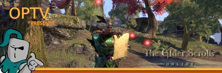The Stream Team: Treasure hunting in Elder Scrolls Online