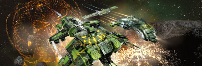 EVE Online's World War Bee 2 refreshed its hold over two Guinness World Records