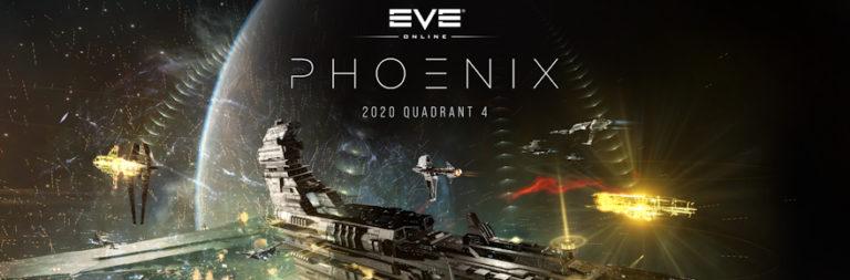 EVE Online launches Quadrant 4: Phoenix to cap off the Triglavian invasion arc