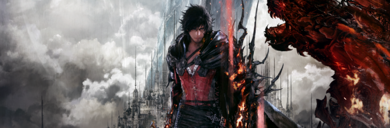 Final Fantasy XVI launches a website with lore details and a message from producer Naoki Yoshida