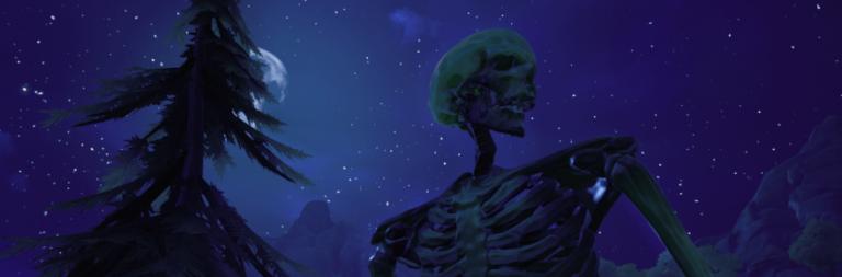 Frozen Flame agrega un nuevo monstruo esquelético, permite a los jugadores alquilar servidores y modifica áreas sin construcción