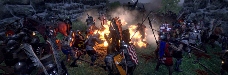 Gloria Victis revamps horses, tweaks castles, and prepares Forefathers' Eve for Halloween