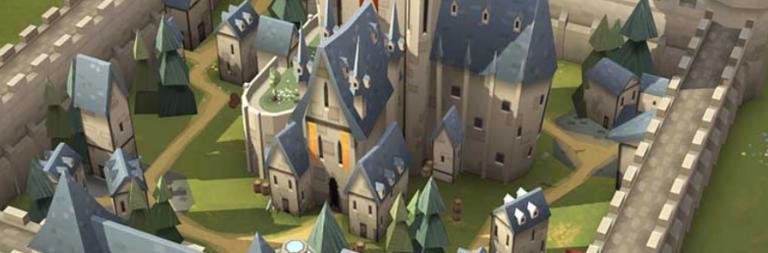 Kingdom Maker es un MMO móvil de fantasía medieval de política, amor, guerra y subterfugios