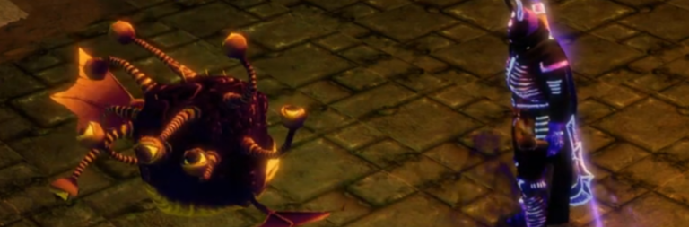Legends of Aria casts a spotlight on a player-run PvE server and its new Warlock class