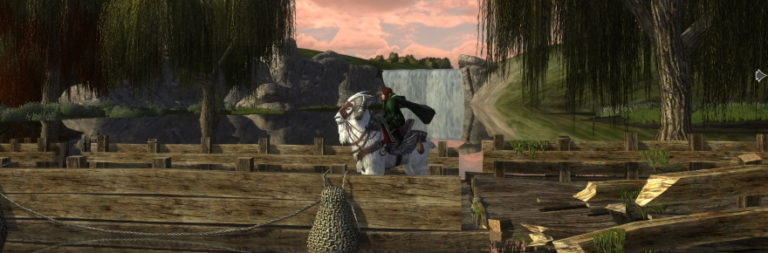 Lord of the Rings Online's $20 quest pack, War of Three Peaks, launches today