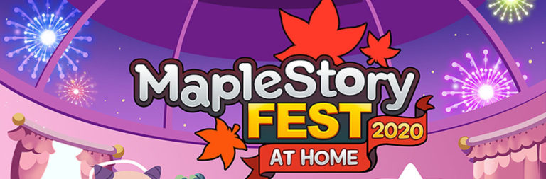 Nexon will take MapleStory Fest all-digital on November 11