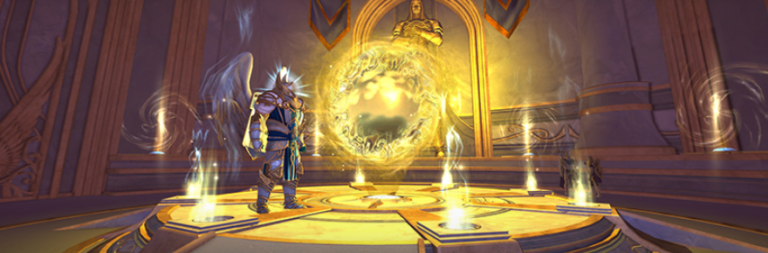 Neverwinter's Redeemed Citadel releases Milestone III on PC today