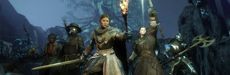 Perfect Ten: The top MMOs to watch in 2021