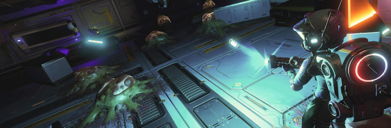 No Man's Sky: Next Generation brings the game to next-gen consoles, graphical upgrades for all