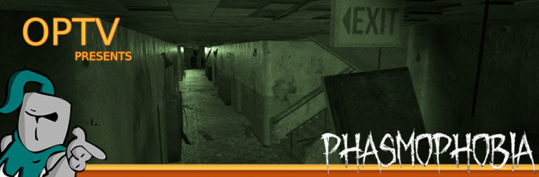 The Scream Team: Finding ghosts in Phasmophobia
