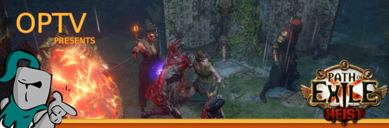 The Stream Team: Filching is funnest with friends in Path of Exile