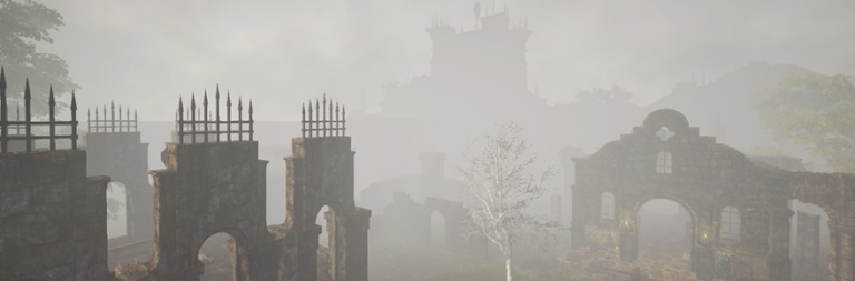 Shroud of the Avatar introduces players to the Breach adventure scene