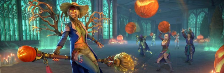 MassivelyOP's 2020 guide to Halloween across the MMO world