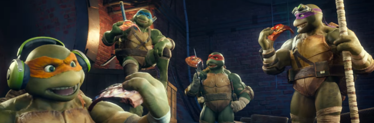 SMITE introduces the Teenage Mutant Ninja Turtles as unique character skins in an upcoming battle pass