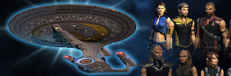 Star Trek Online's newest bundle contains a defective starship, but Cryptic is fixing it