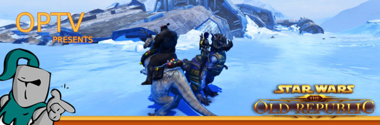 The Stream Team: A handful of droids on SWTOR's Hoth