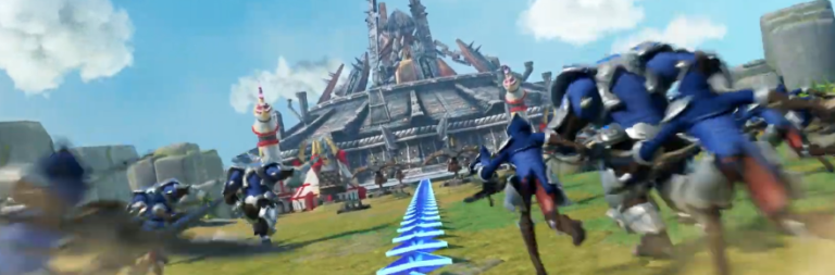 TERA: Endless War is a mobile strategy game based on the IP now available for pre-registration