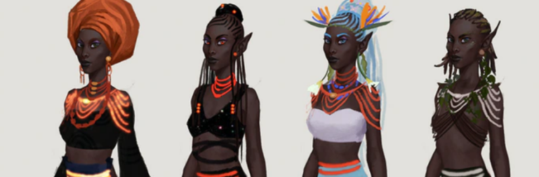 The Wagadu Chronicles reaches its Emere sub-culture stretch goal, looks to nomadic village totems next