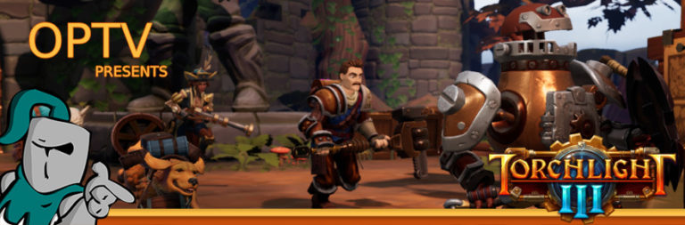 The Stream Team: A first look at Torchlight III
