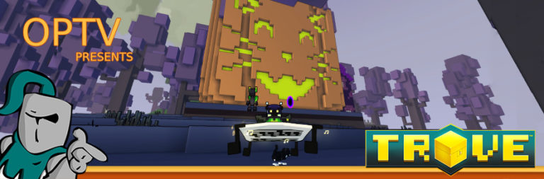 The Stream Team: Trick-or-treating in Trove