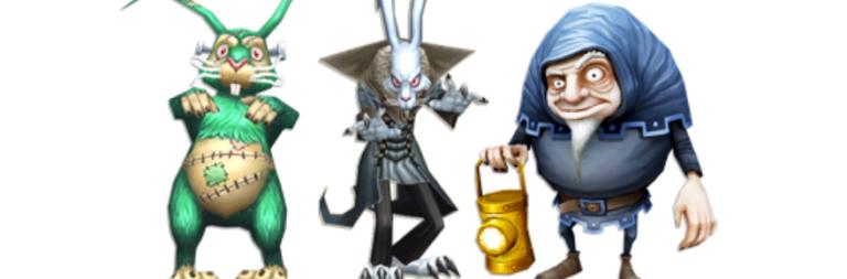 Wizard101 y Pirate101 entran en el estado de ánimo de Halloween con artículos y misiones de Crown Store