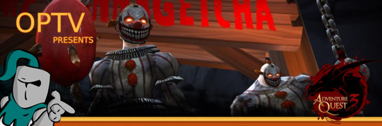 The Stream Team: A look at the new lich challenge and creepy clown in AQ3D