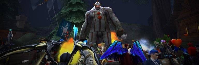 AdventureQuest 3D previews the first pass of its new system for guilds