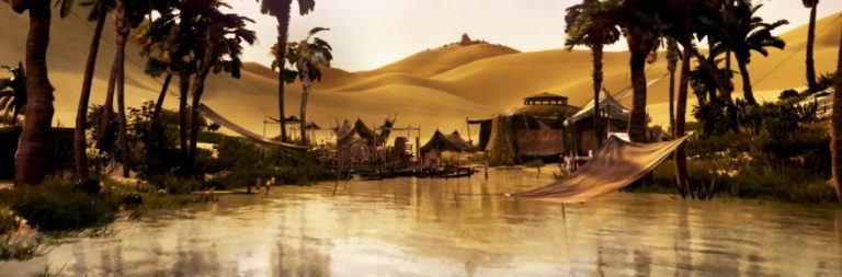 Black Desert Mobile announces the Grand Desert expansion and plans for a one-year anniversary
