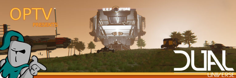The Stream Team: Escaping the Dual Universe tutorial trap