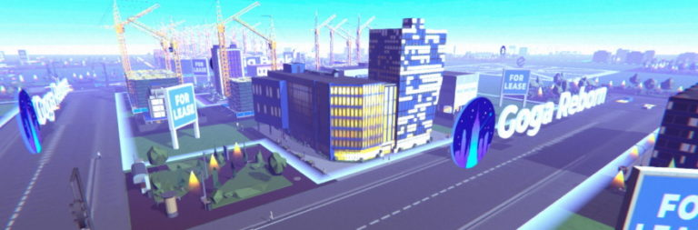Econia is a 'new MMO business simulator' out now on mobile and arriving to PC in 2021