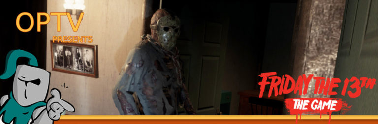 The Stream Team: Crystal Lake camping for Friday the 13th: The Game