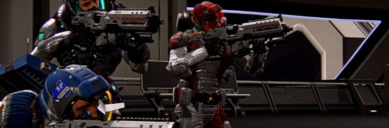 PlanetSide 2 marks eight years with free gifts, double XP, and chapter two of Shattered Warpgate