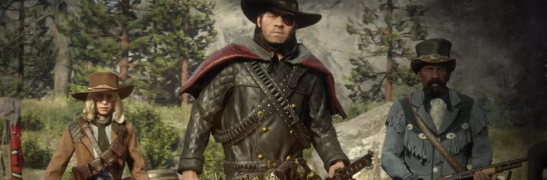 In a year of low content, Rockstar wants Red Dead Online to feel like a 'second life'