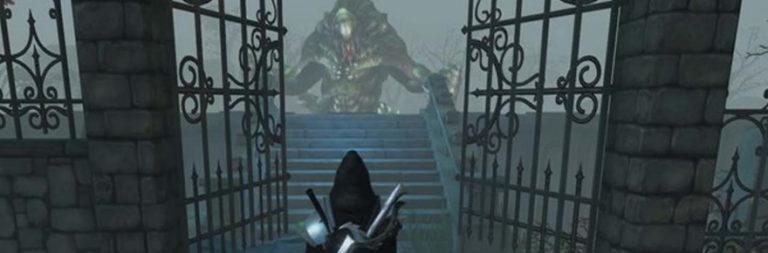 Old-school hardcore MMORPG Reign of Darkness issues $100K Kickstarter, free demo