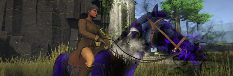 Shroud of the Avatar details where to trade in foals and tamed horses for rideable mounts