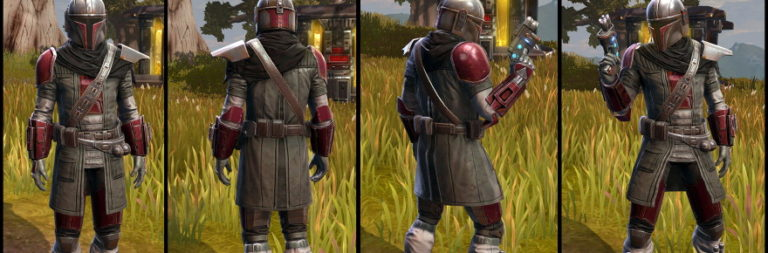 Star Wars: The Old Republic talks up the creation of new Cartel Market items inspired by The Mandalorian