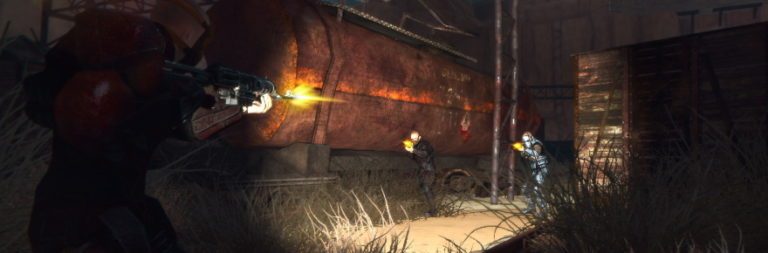 Whatever happened to post-apoc MMO shooter The Skies?