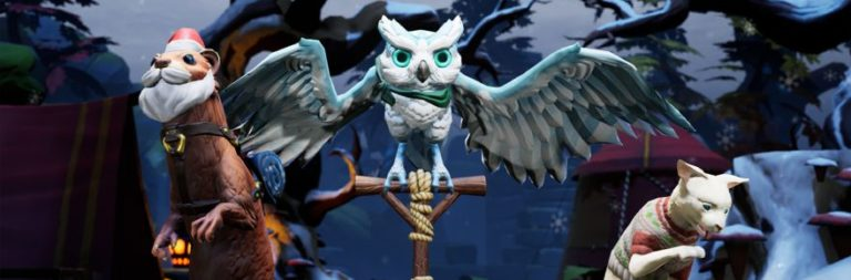 Torchlight III previews winter-themed cosmetics and Forged improvements for its upcoming Snow and Steam patch