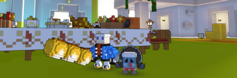 Trove's insane Turkeytopia event returns with free wings